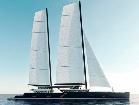 sea voyager 233 concept catamaran