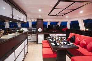 sunreef 58 interior