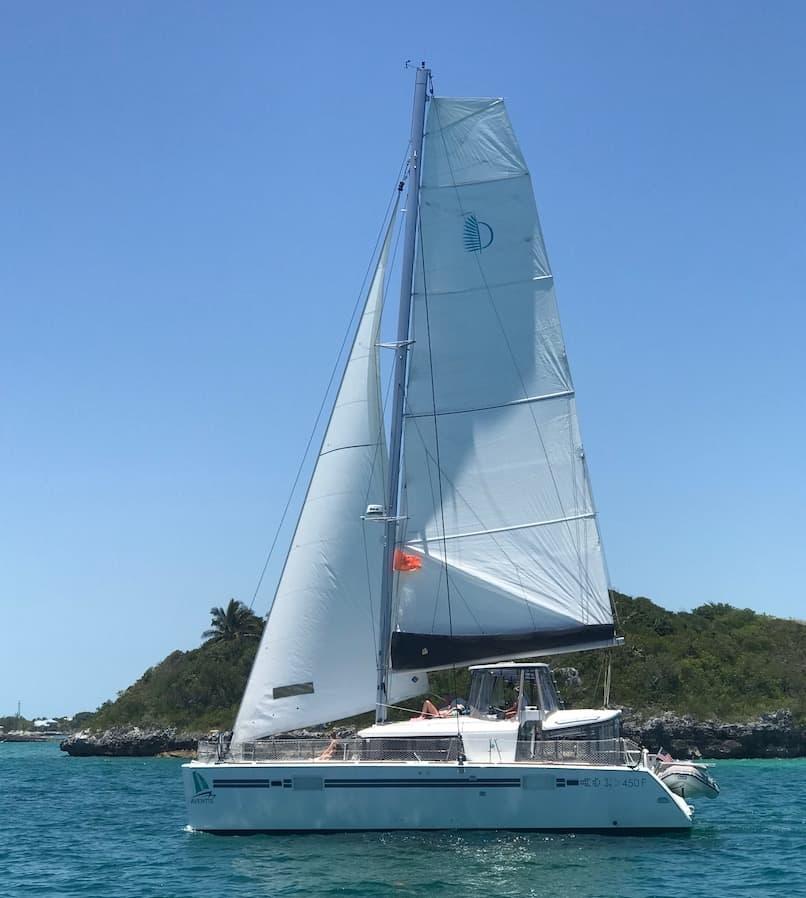 catamaran guru Testimonial from used yacht buyer