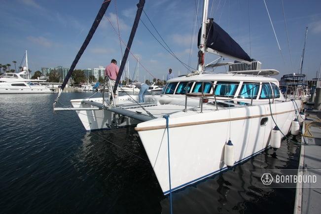 Catamaran Guru Testimonials for stephen cockcroft yacht broker and boat as a business advisor