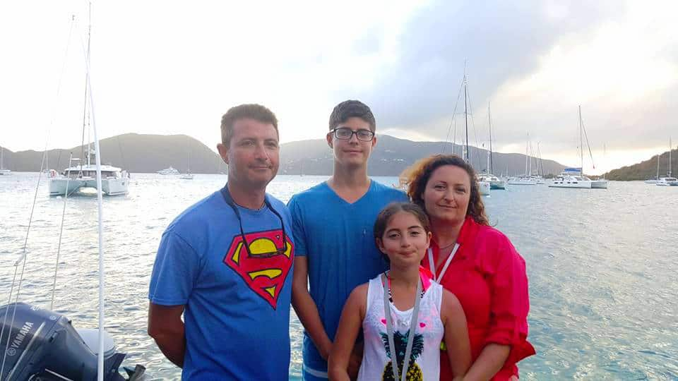 Catamaran Guru Testimonials Saba 50 catamaran