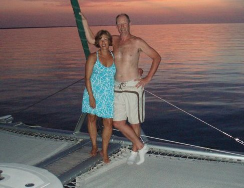 Deon & Janine are sailing enthusiasts who purchased their dream yacht using the Active Yacht Ownership Program with catamaran guru brokers