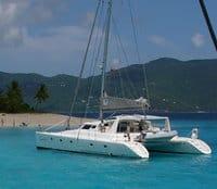 Voyage 50 purchased from catamaran guru yacht brokerage