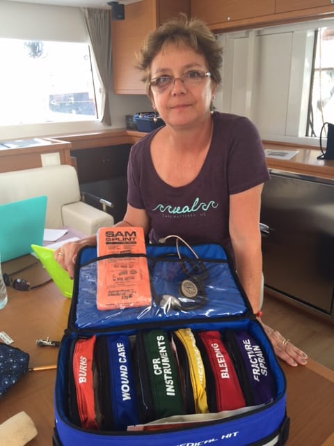 Boat Medical Kit