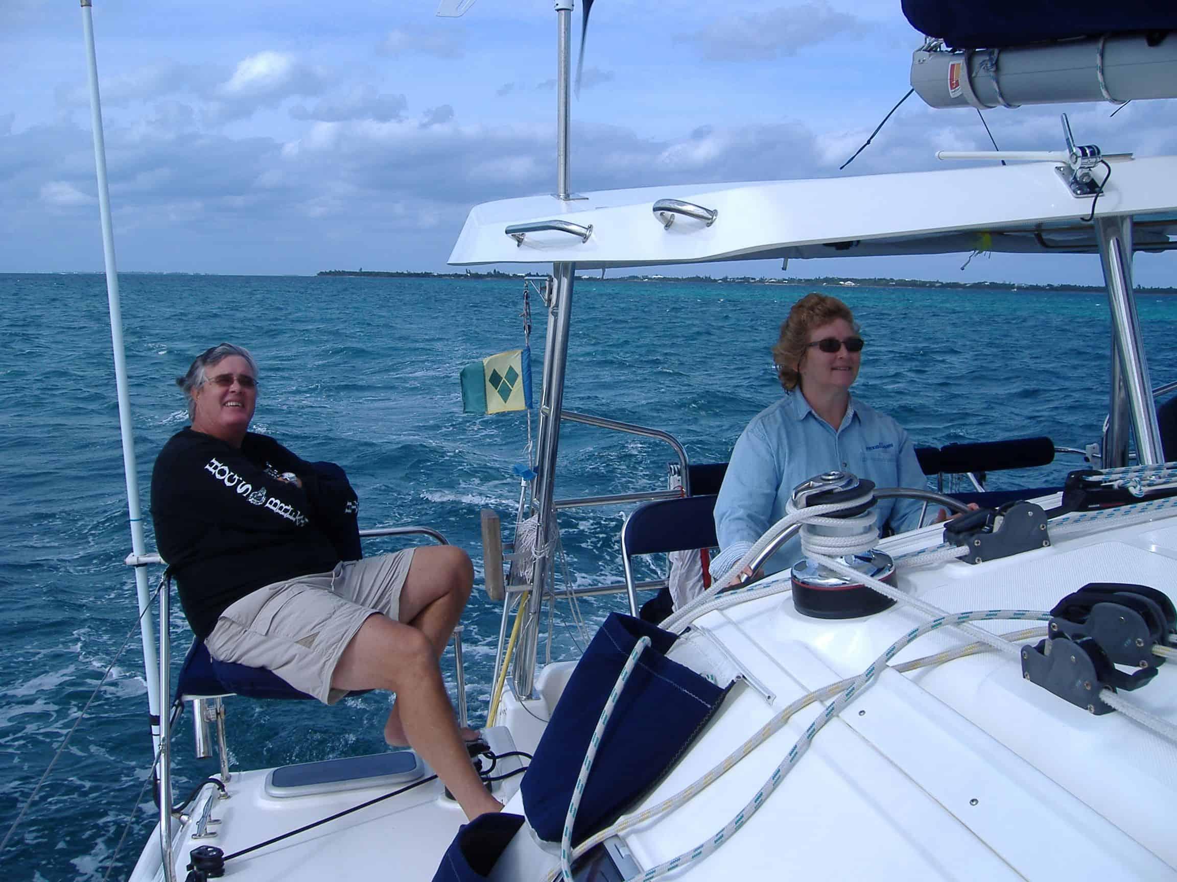 Catamaran Seamanship