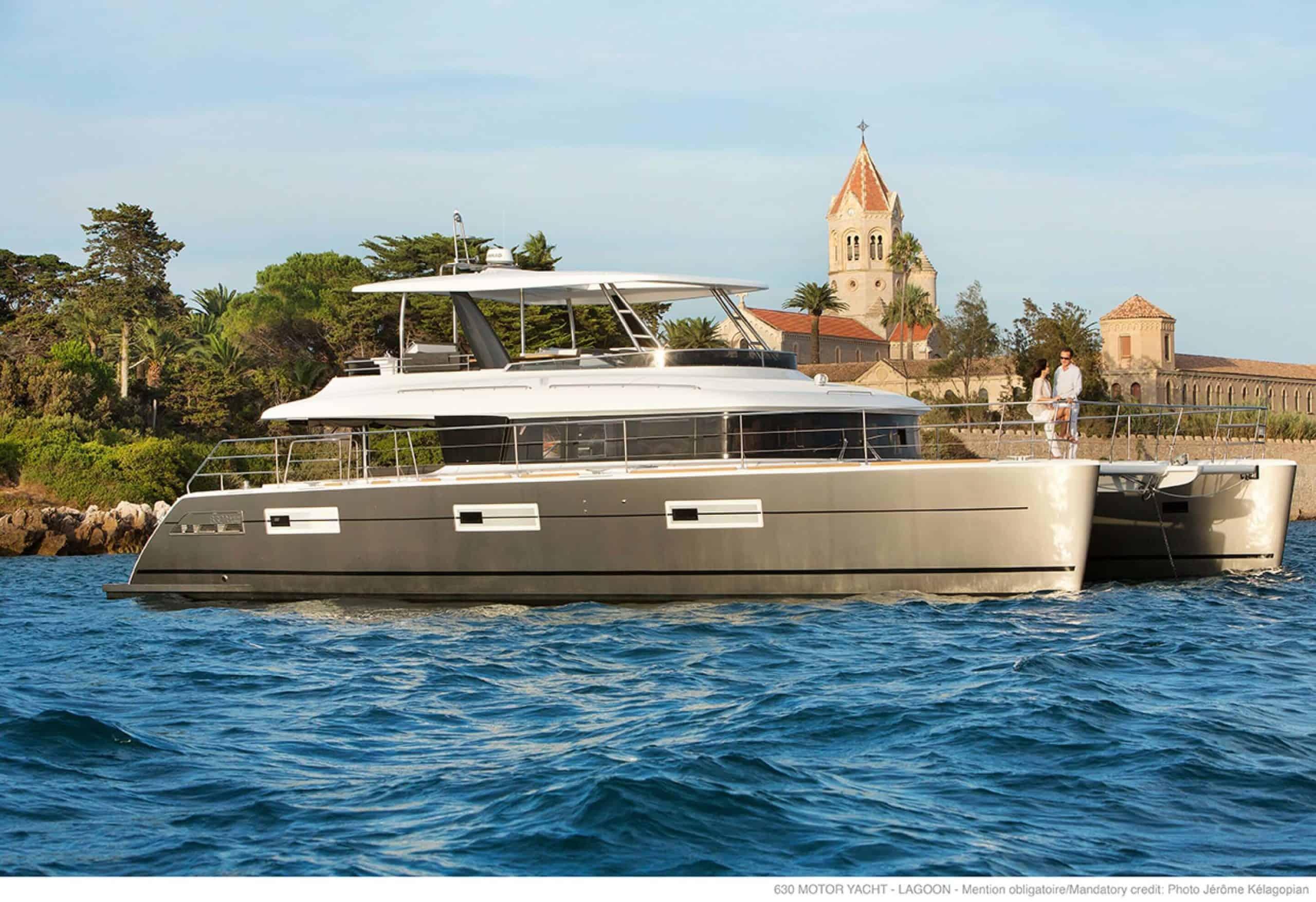 lagoon 630 my power catamaran for sale