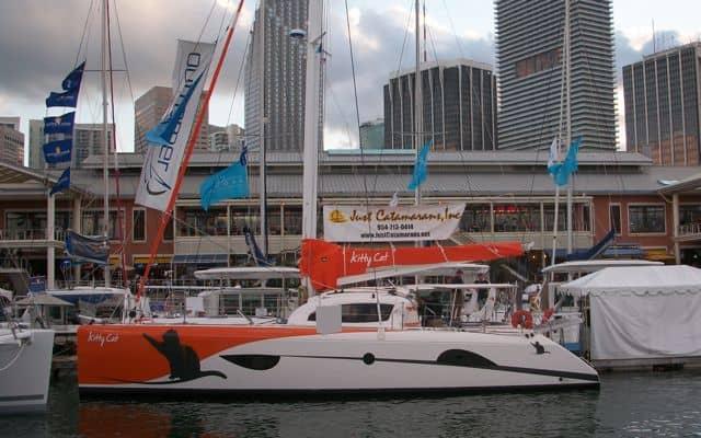 outremer sailing catamaran