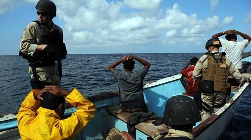 piracy at sea