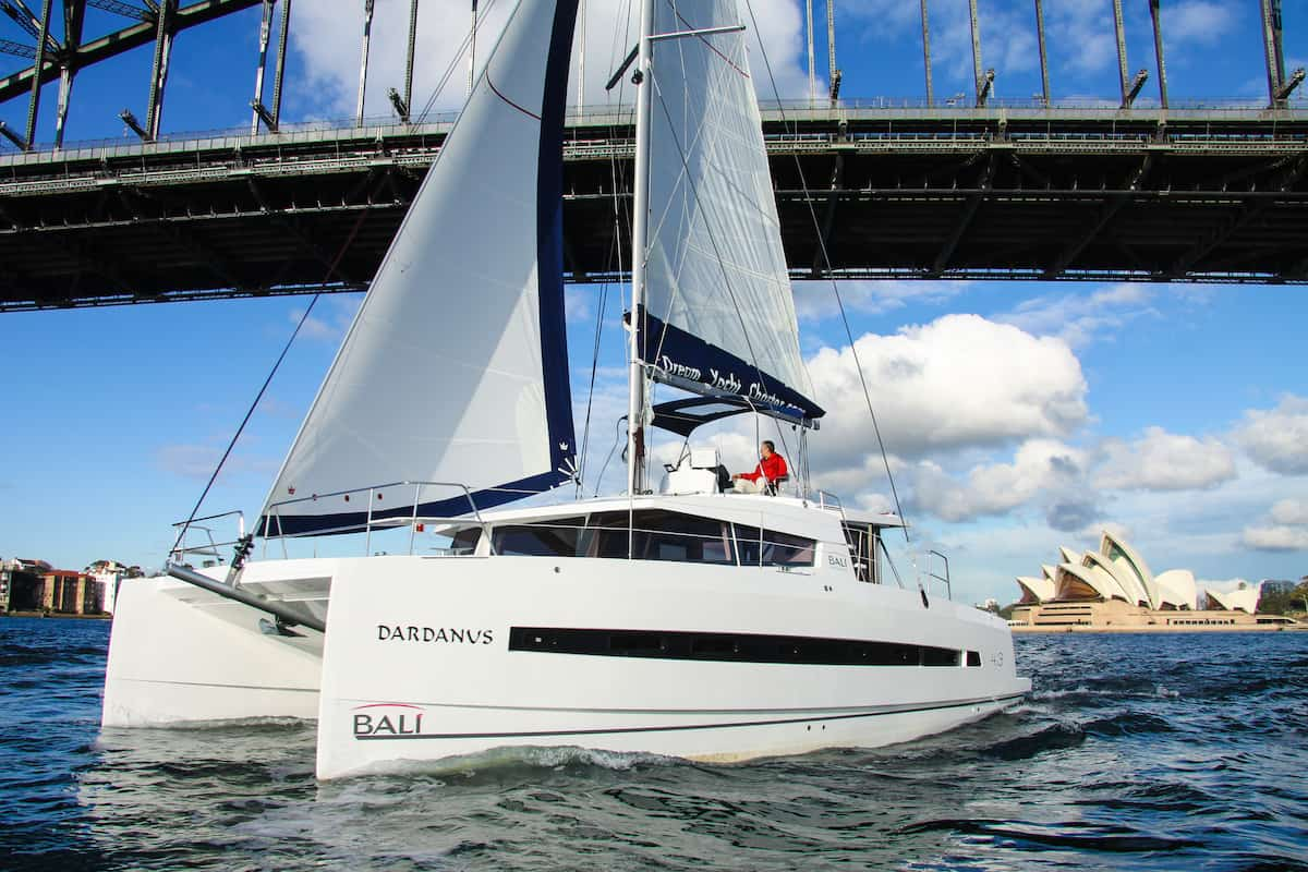 Bali 4.3 Catamaran ownership programs