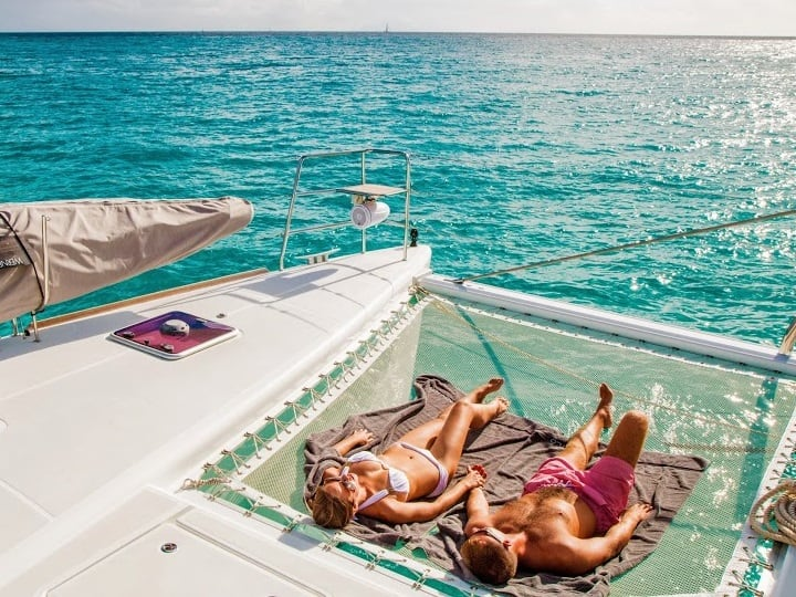 crewed yacht charter ownership