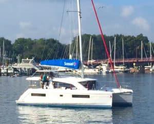 yacht charter management