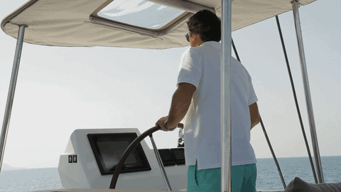 captain takes responsibilities crewed yacht charter