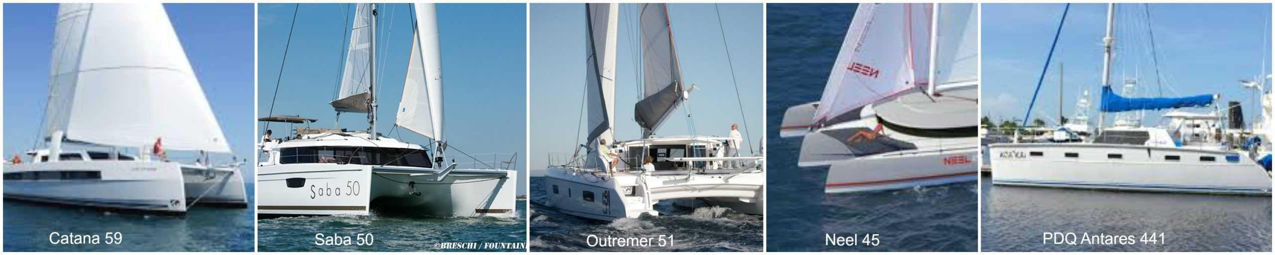 Best Catamarans 2014