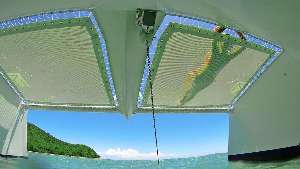 Catamaran characteristics