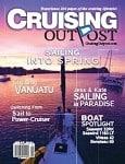 Cruising Outpost issue 10 includes article by Catamaran guru about modern catamaran trends