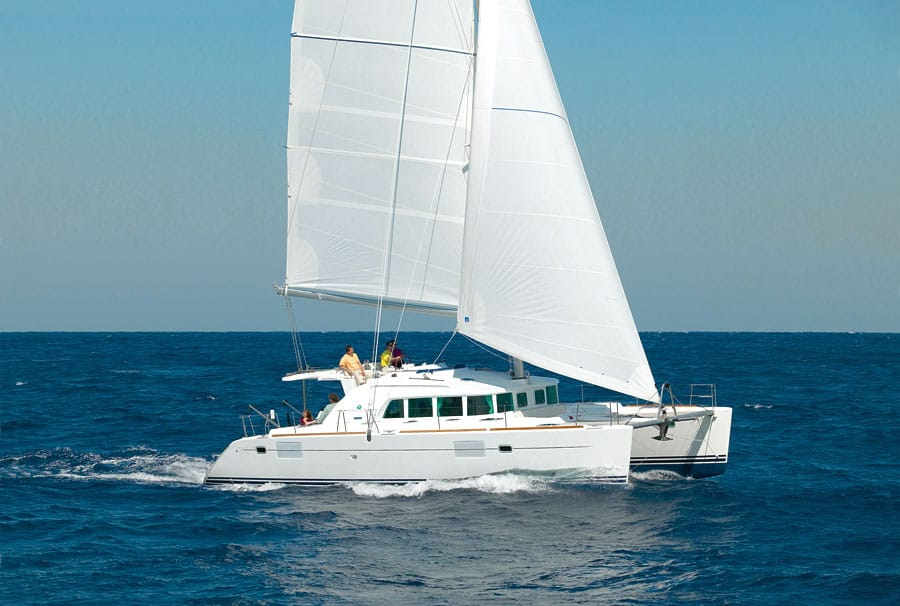 used charter boat