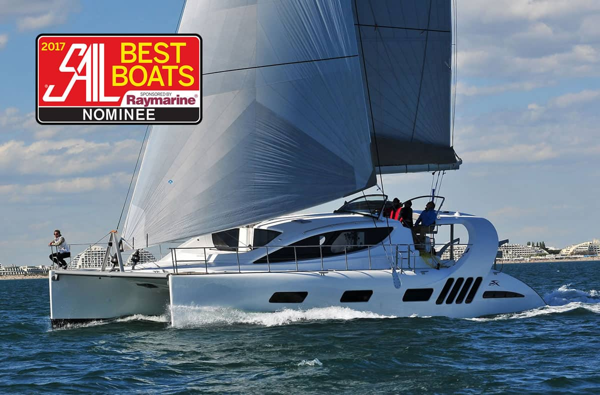 Xqusite Yachts X5 Sail