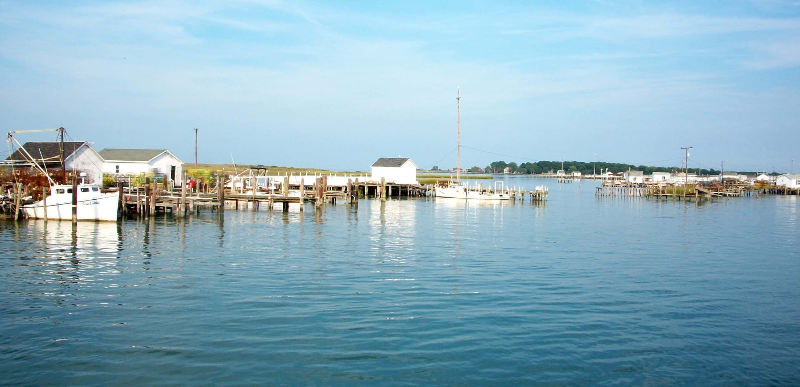 Chesapeake fishing