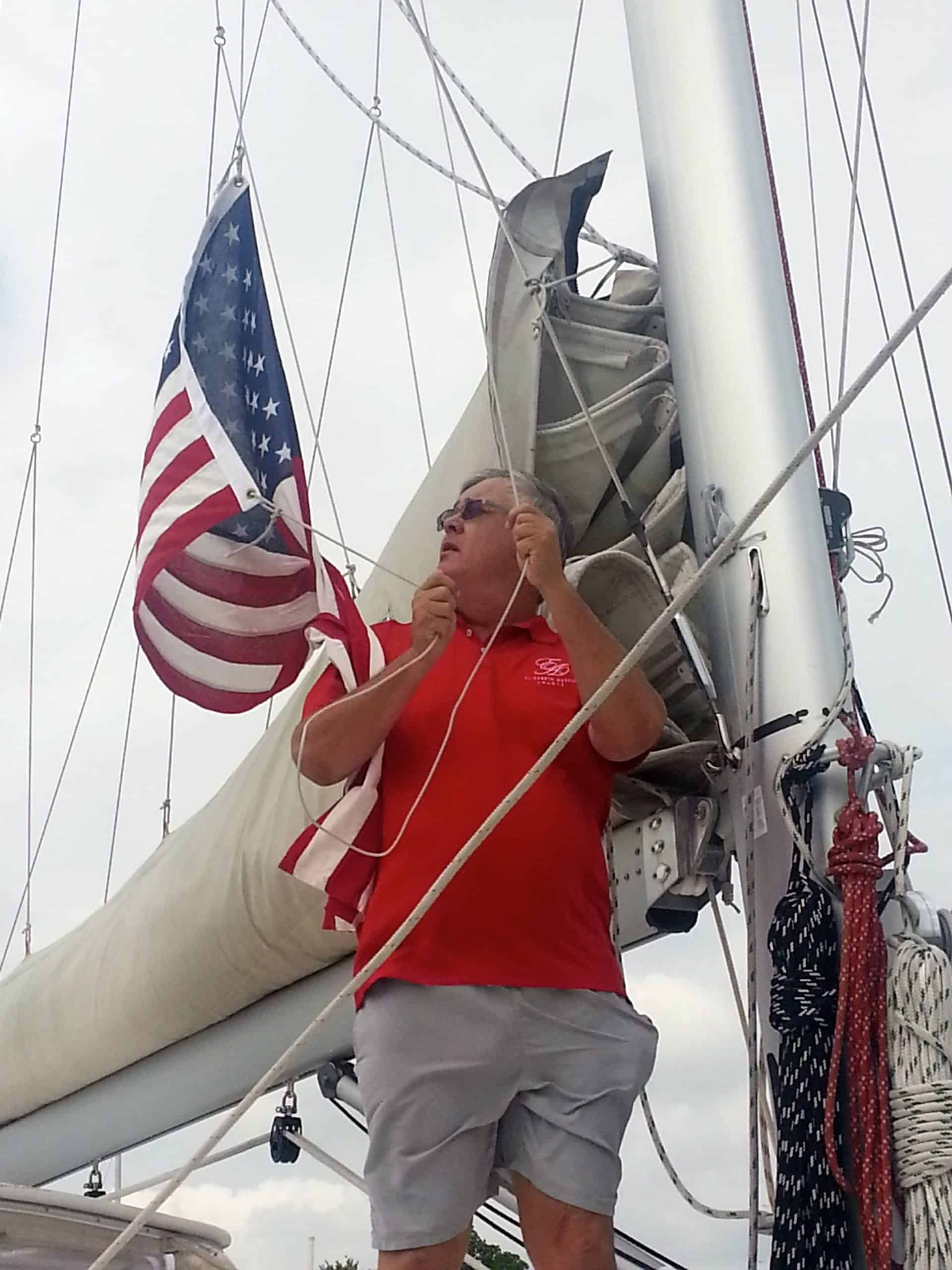 Proudly American US-made sailing and travel product reviews