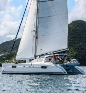 used 2006 catana 471 ocean class for sale by owner in guatemala