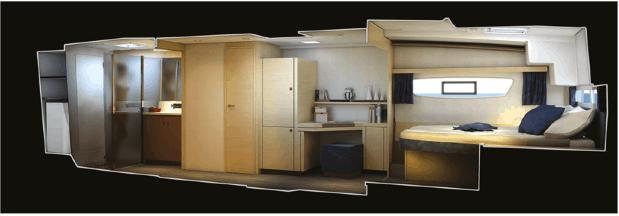 FP40 owner suite