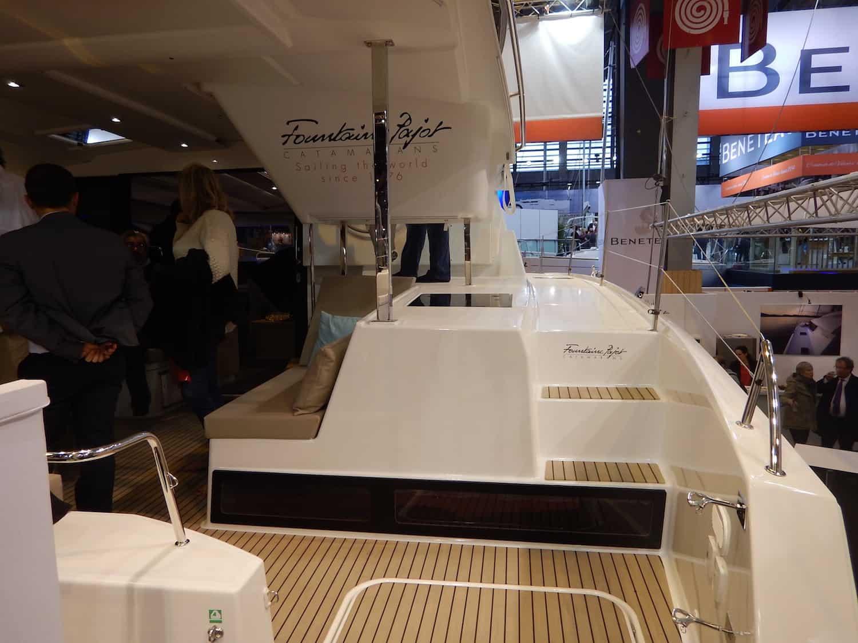 Lucia40 deck