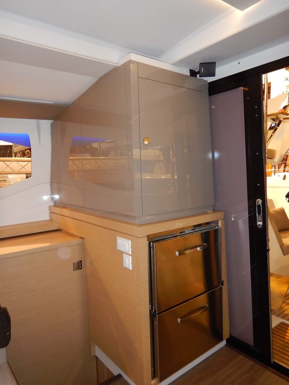 Lucia40 fridge