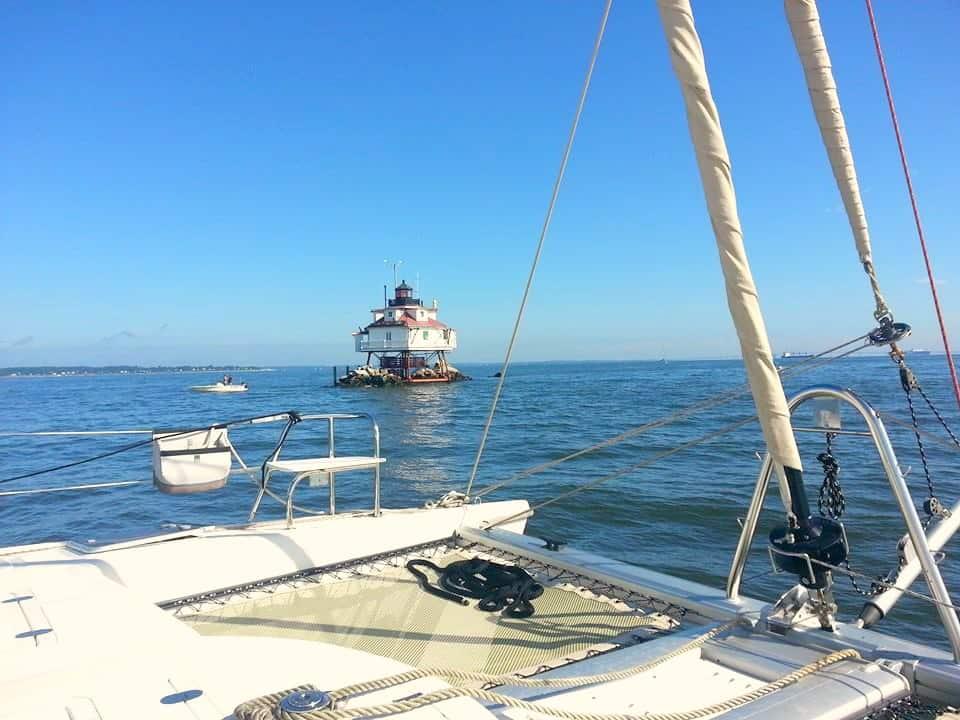 Chesapeake Lighthouse N
