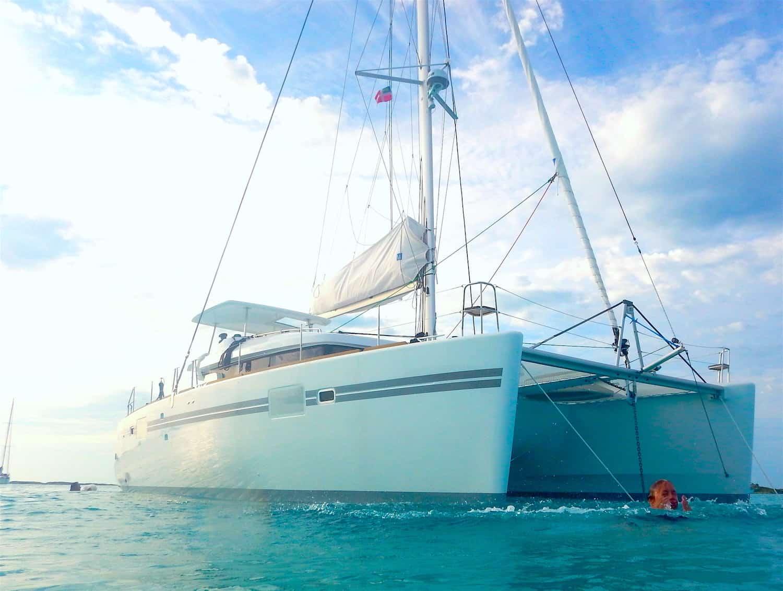 L450S Zuri anchored