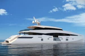150 sunreef power concept catamaran