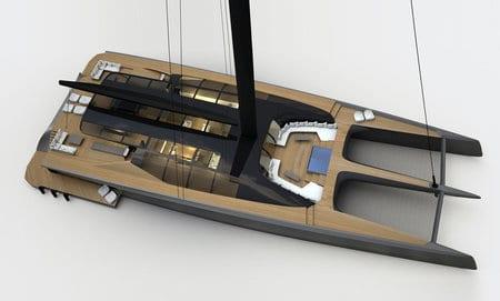 m67 6carrousel blackcat extended deck anchorage