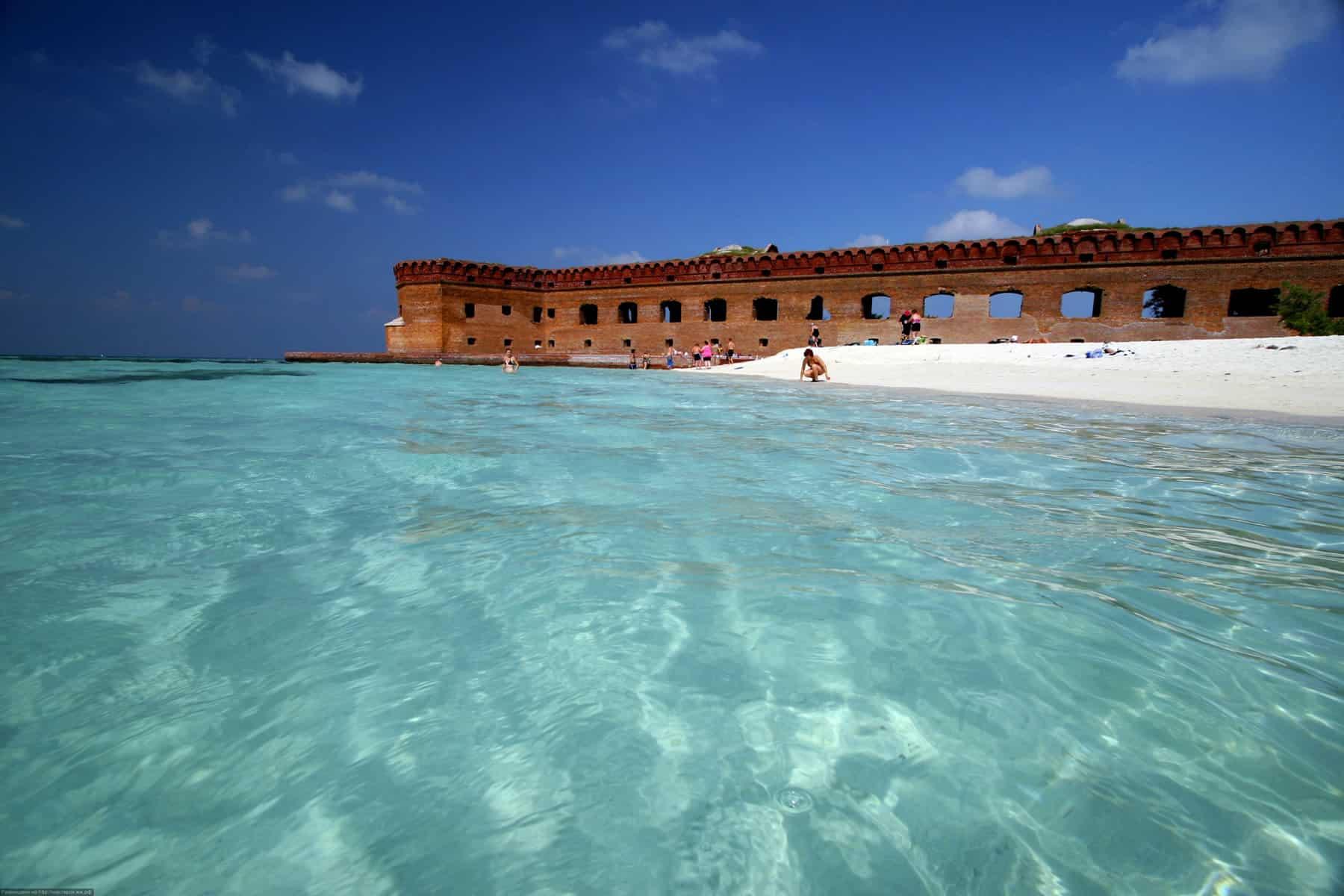 Dry Tortugas sailing