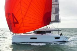 New Fountaine Pajot 47
