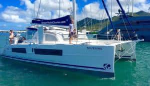 Catana cruising catamarans