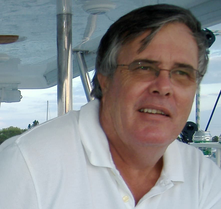 Stephen cockcroft yacht broker and boat as a business expert