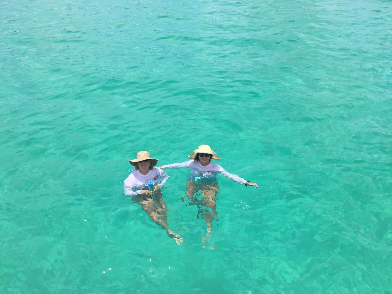 Abacos Bahamas multihull sailing
