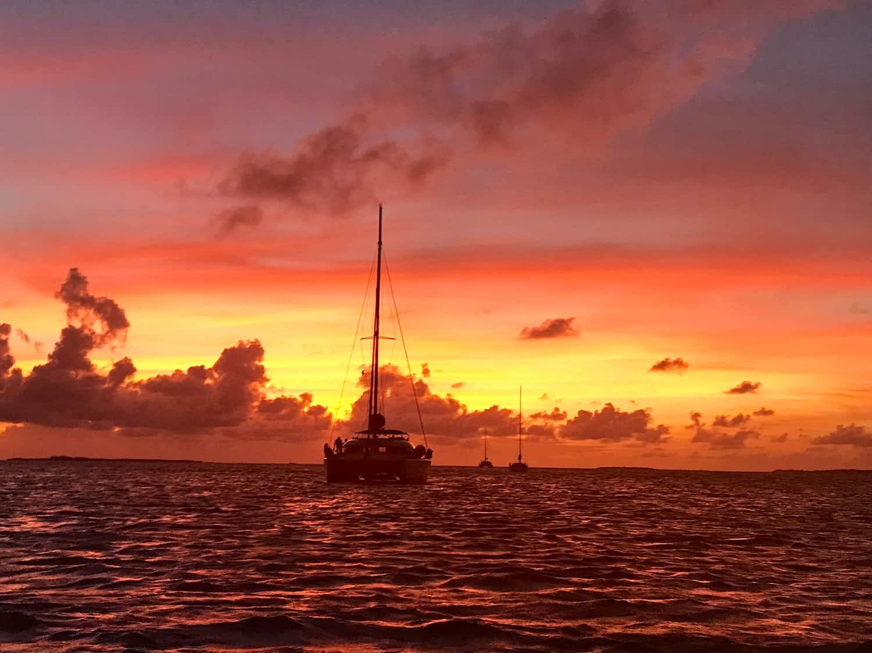 Abacos Bahamas sunset