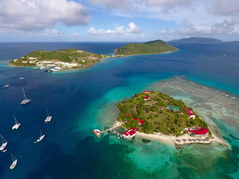 Tortola BVI charter