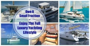 Fractional yacht shares