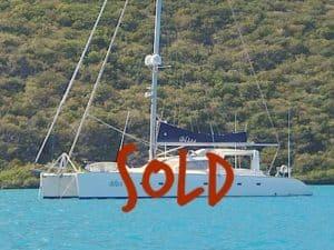 Selling a catamaran