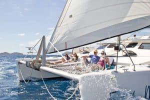 crewed charter ownership program