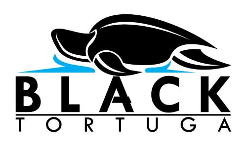 Black Tortuga Logo