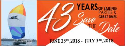 regatta time abaco 2018 logo
