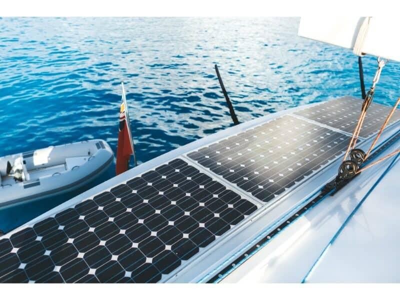 fountaine pajot galathea 65 fsbo princess chloe solar panels