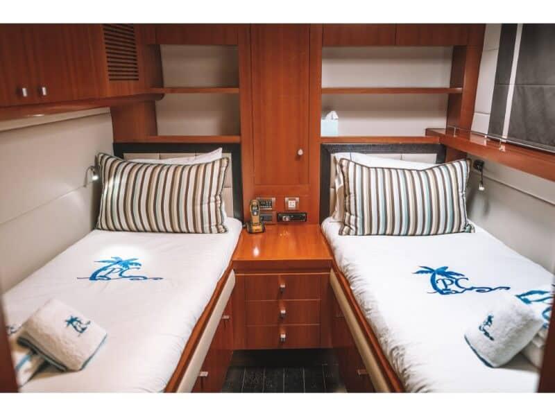 fountaine pajot galathea 65 fsbo princess chloe twin cabin