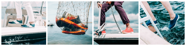 Biion 2 deck shoes