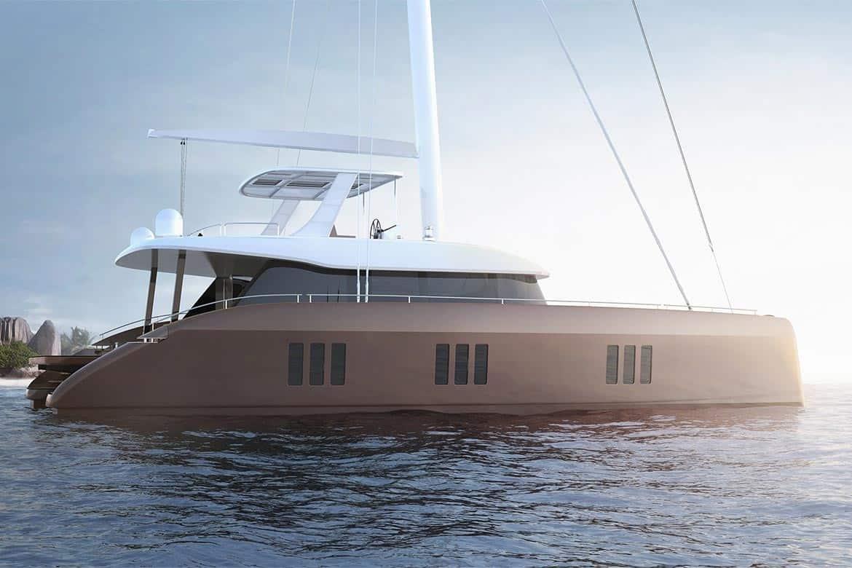sunreef 60 luxury catamaran