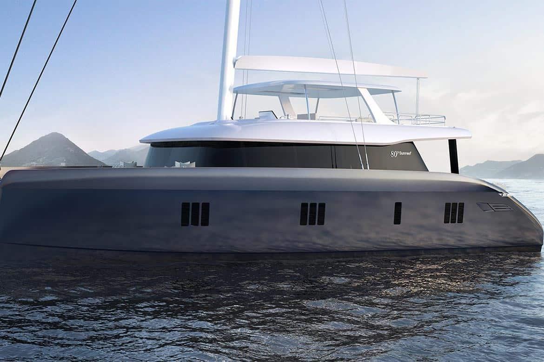 sunreef 80 luxury catamaran