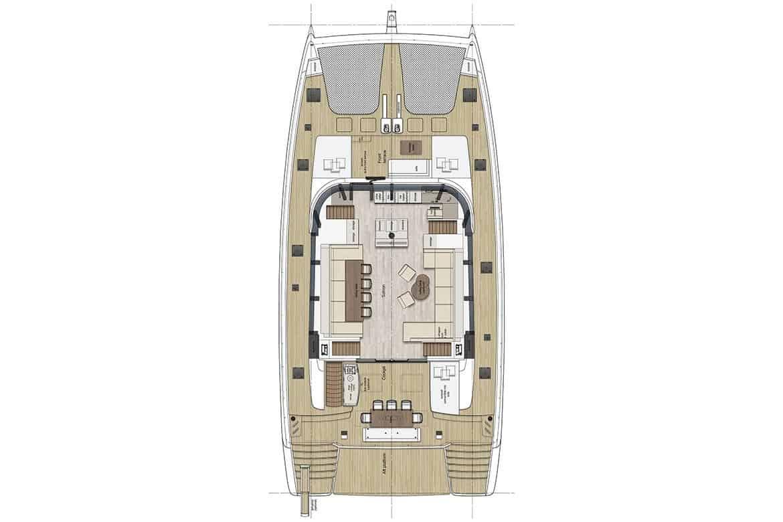 sunreef 80 deckhouse layout