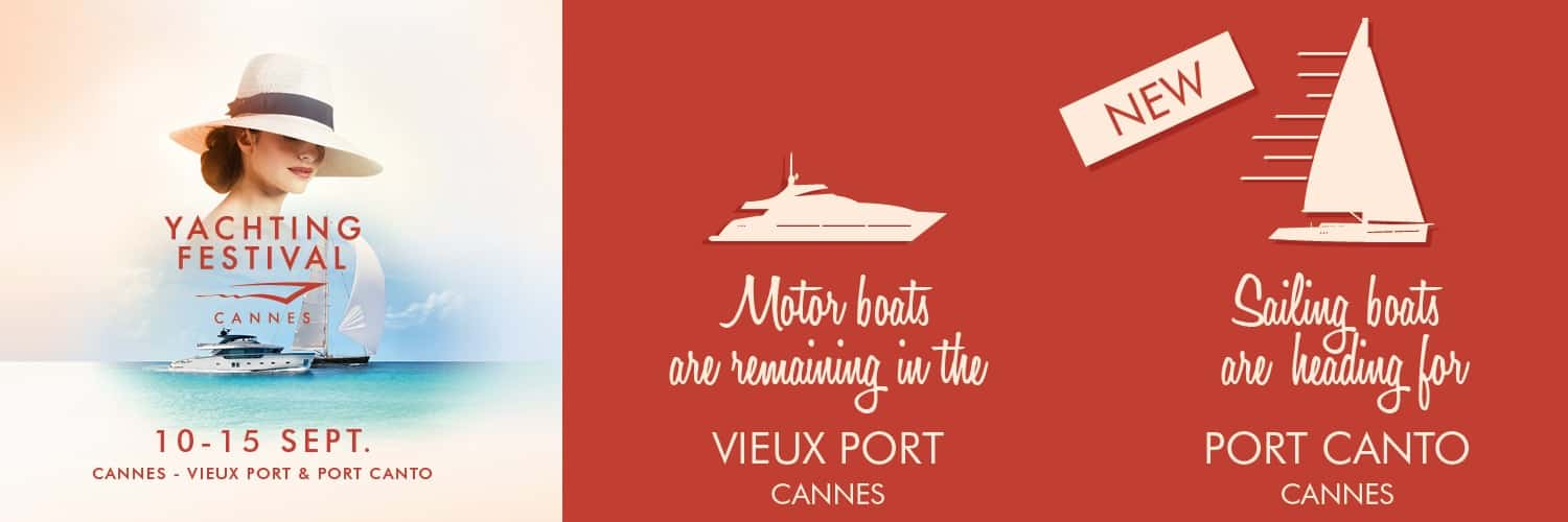Cannes Yachting Festival 2019